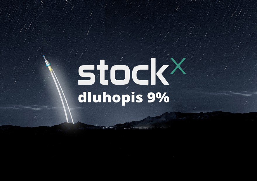 Dluhopis StockX 9% p.a.