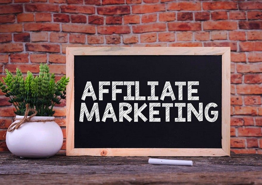 Affiliate Marketing Ondřeje Suchého